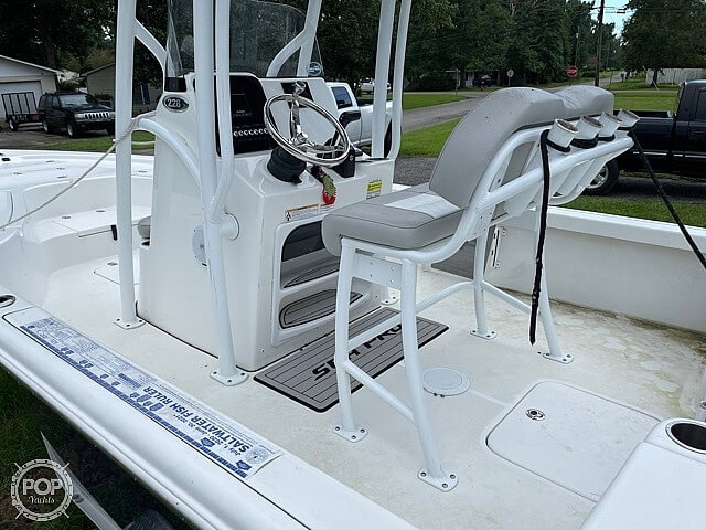 2019 Sea Pro boat for sale, model of the boat is 228 & Image # 20 of 40