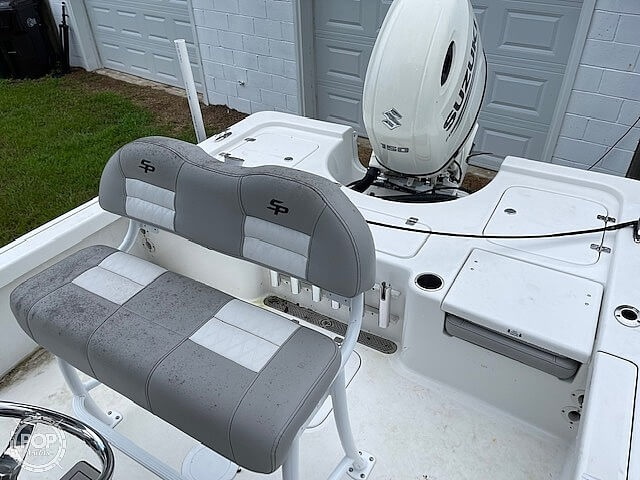 2019 Sea Pro boat for sale, model of the boat is 228 & Image # 22 of 40