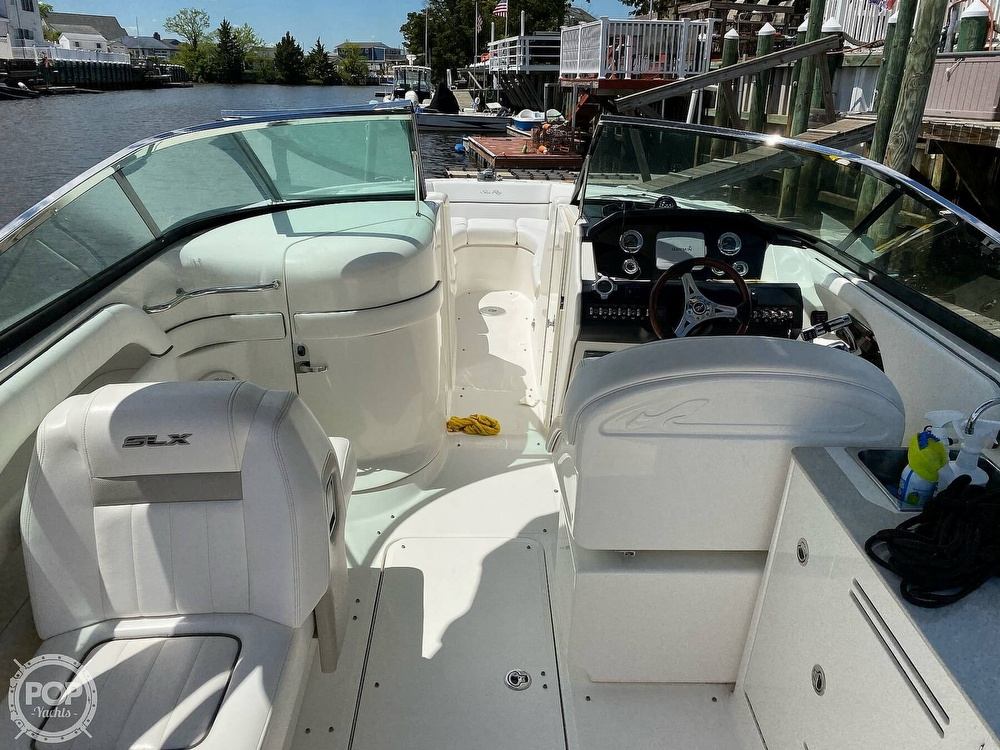 2010 Sea Ray boat for sale, model of the boat is 300 SLX & Image # 8 of 40
