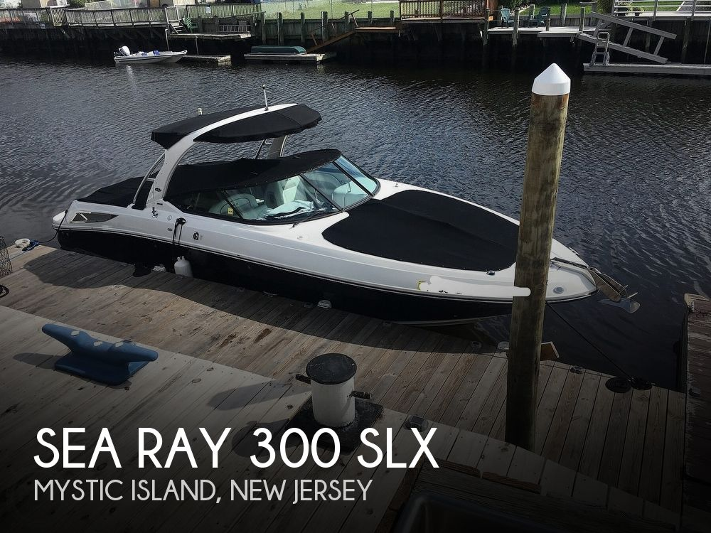 2010 Sea Ray boat for sale, model of the boat is 300 SLX & Image # 1 of 40