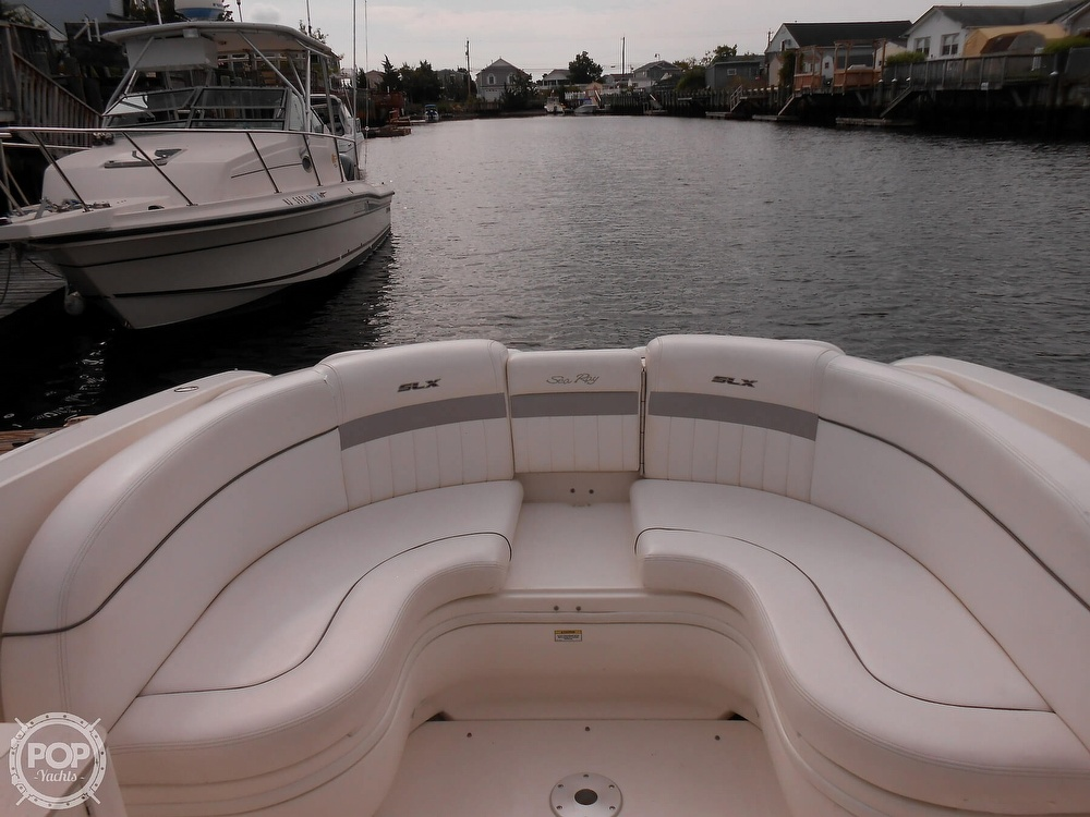 2010 Sea Ray boat for sale, model of the boat is 300 SLX & Image # 12 of 40