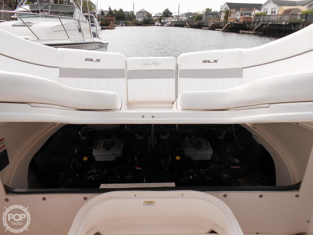 2010 Sea Ray boat for sale, model of the boat is 300 SLX & Image # 20 of 40
