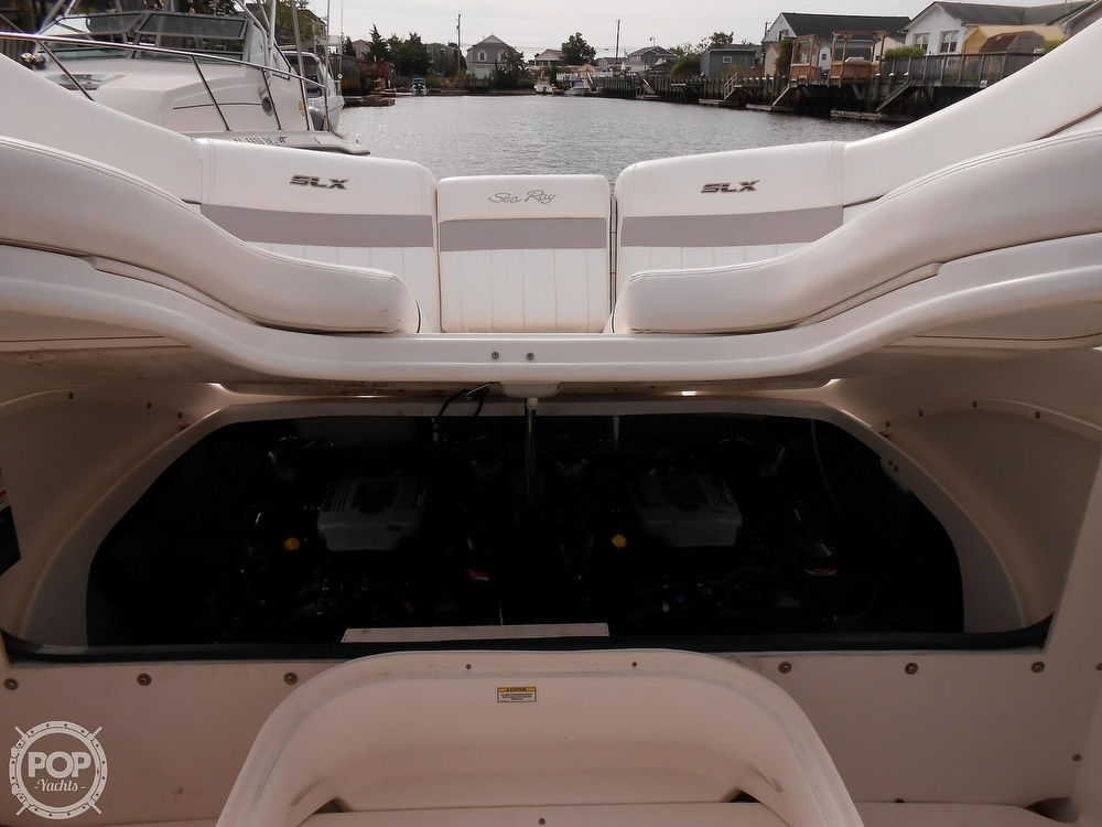 2010 Sea Ray boat for sale, model of the boat is 300 SLX & Image # 21 of 40