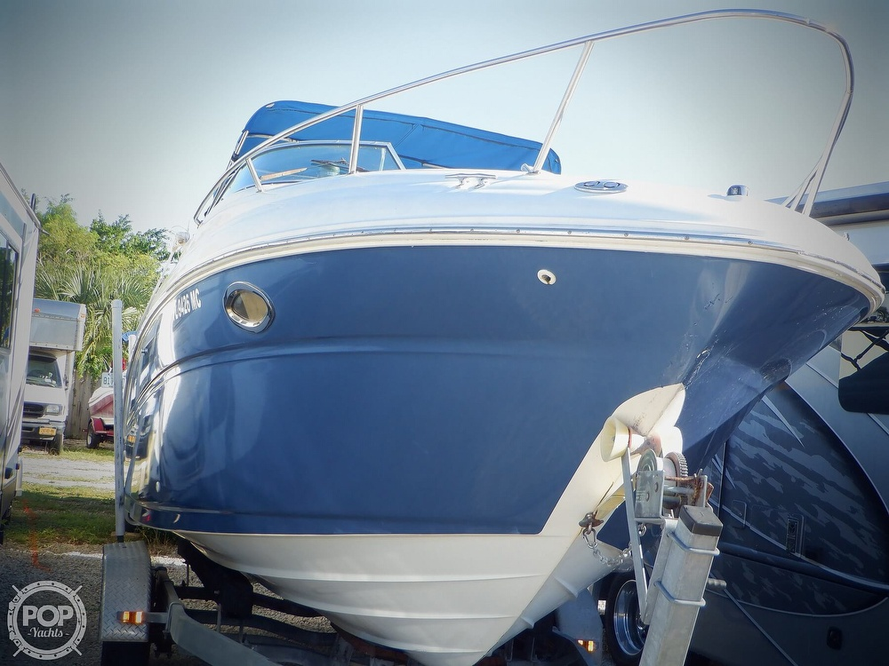 2003 Sea Ray boat for sale, model of the boat is 245 Weekender & Image # 3 of 40