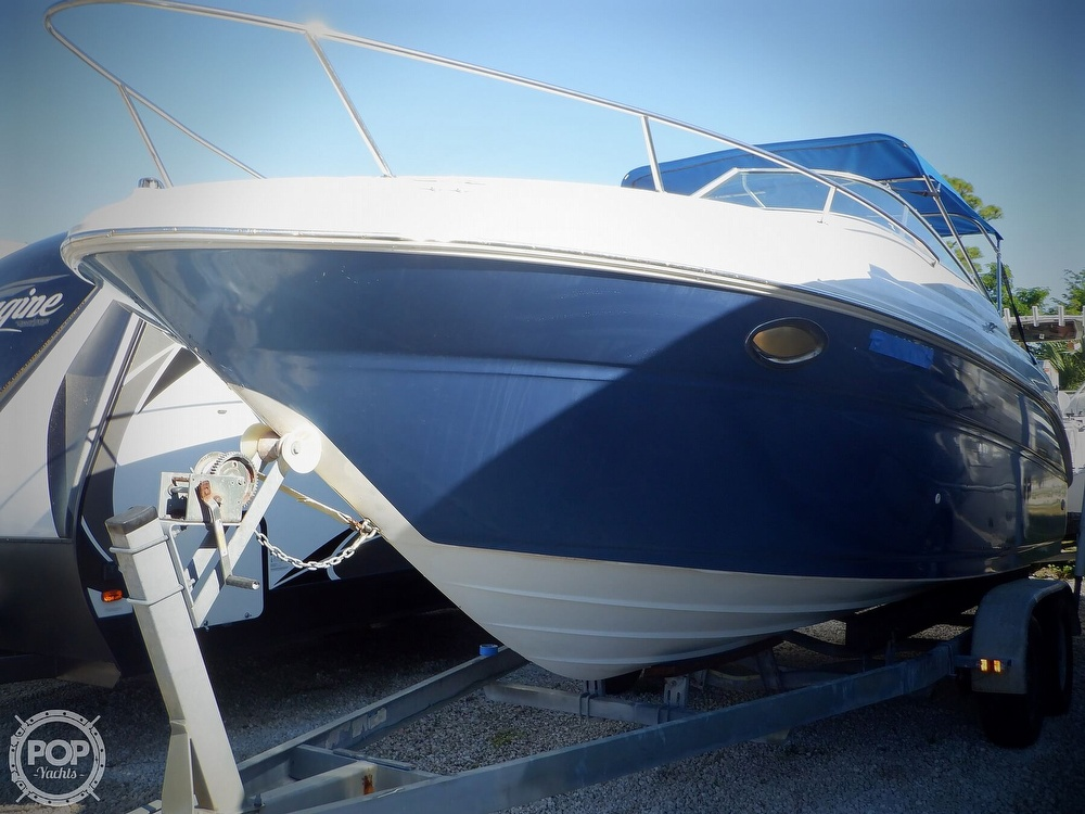 2003 Sea Ray boat for sale, model of the boat is 245 Weekender & Image # 2 of 40