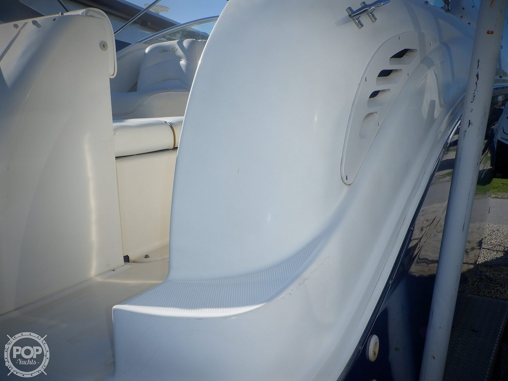 2003 Sea Ray boat for sale, model of the boat is 245 Weekender & Image # 16 of 40
