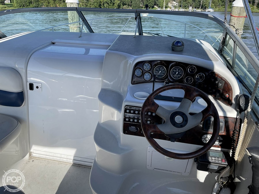 2002 Crownline boat for sale, model of the boat is 262 & Image # 11 of 40