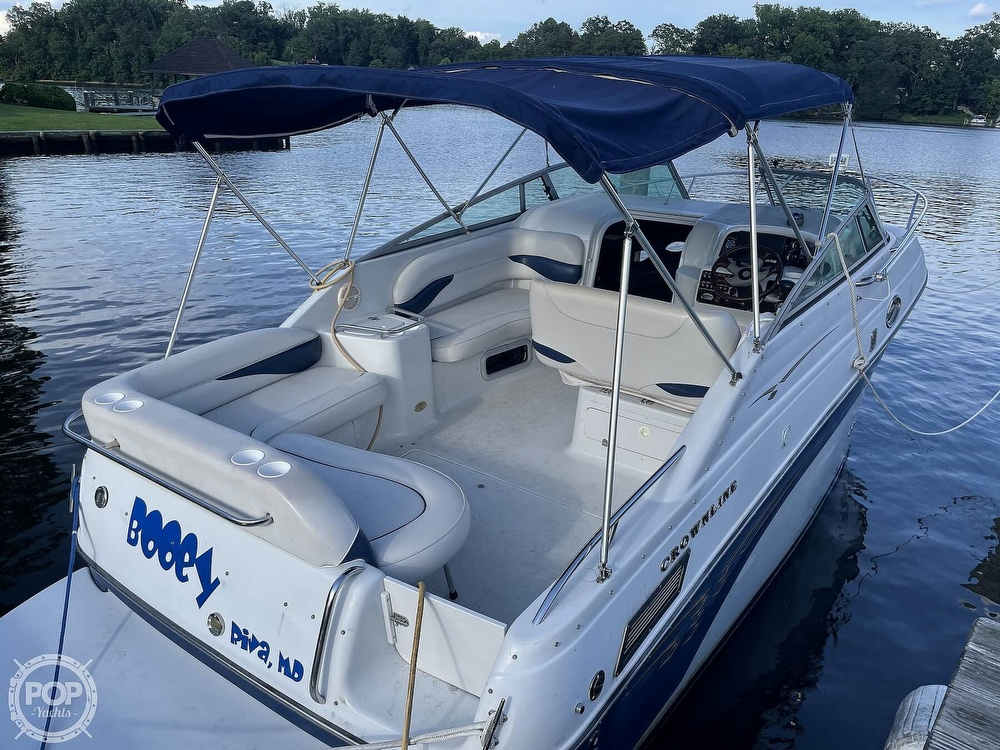 2002 Crownline boat for sale, model of the boat is 262 & Image # 7 of 40