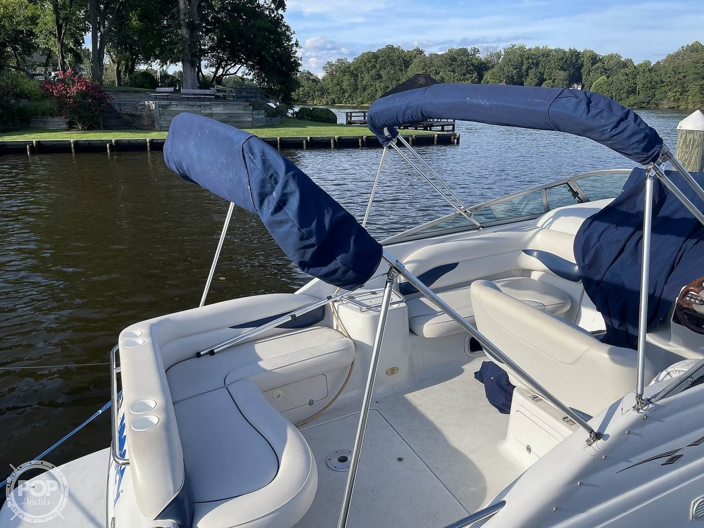 2002 Crownline boat for sale, model of the boat is 262 & Image # 10 of 40