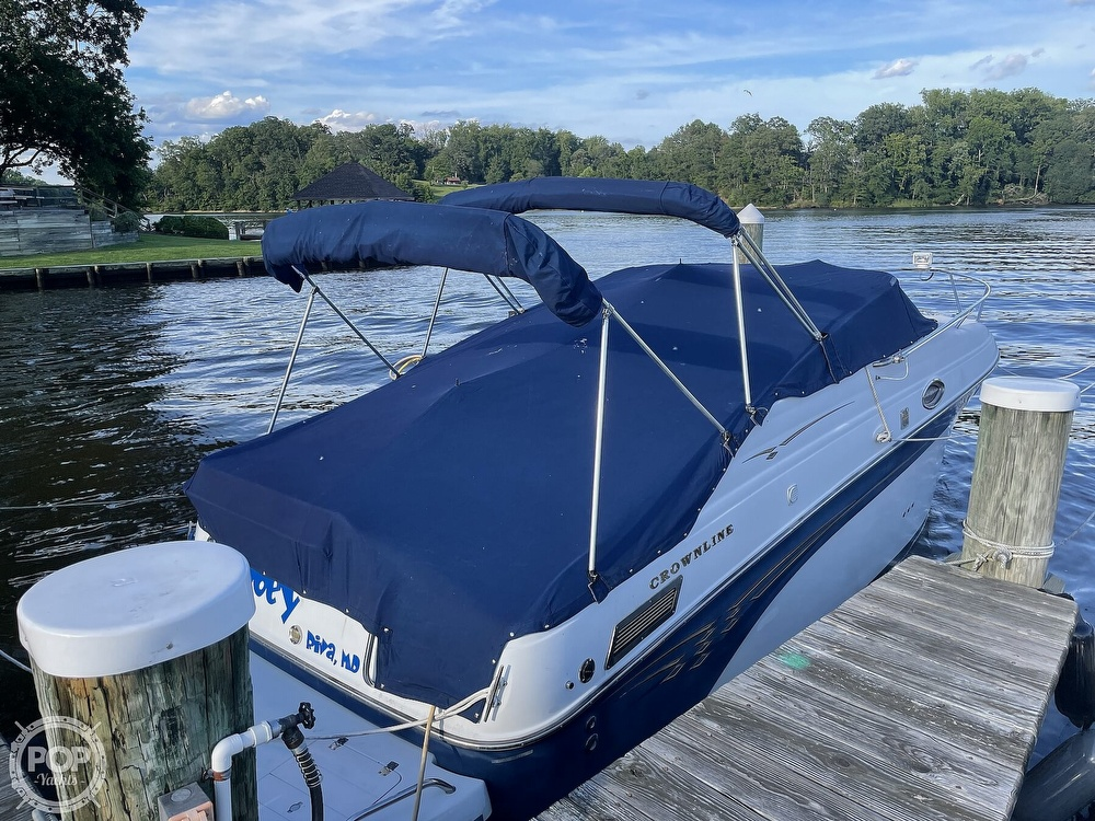 2002 Crownline boat for sale, model of the boat is 262 & Image # 8 of 40