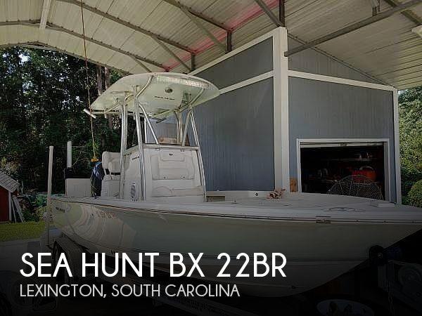 2016 Sea Hunt BX 22BR - image 1
