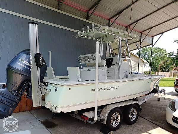 2016 Sea Hunt BX 22BR - image 2