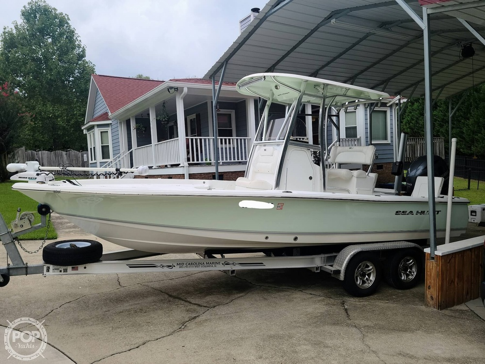 2016 Sea Hunt boat for sale, model of the boat is BX 22BR & Image # 3 of 40