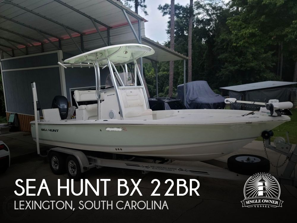 2016 Sea Hunt boat for sale, model of the boat is BX 22BR & Image # 1 of 40