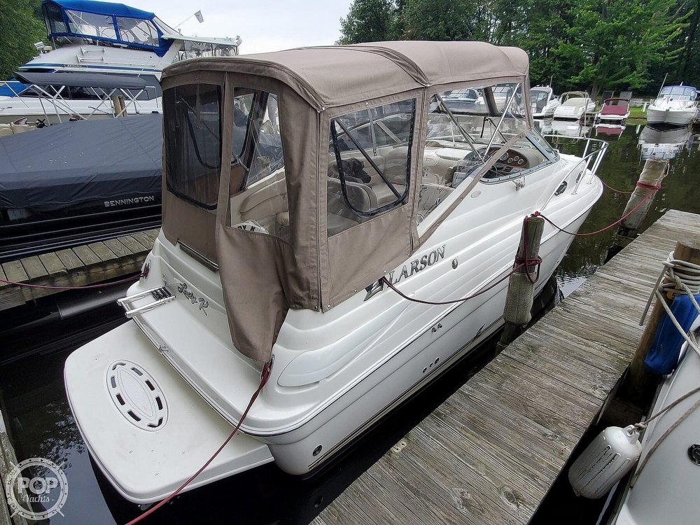 2005 Larson boat for sale, model of the boat is 240 Cabrio & Image # 5 of 40