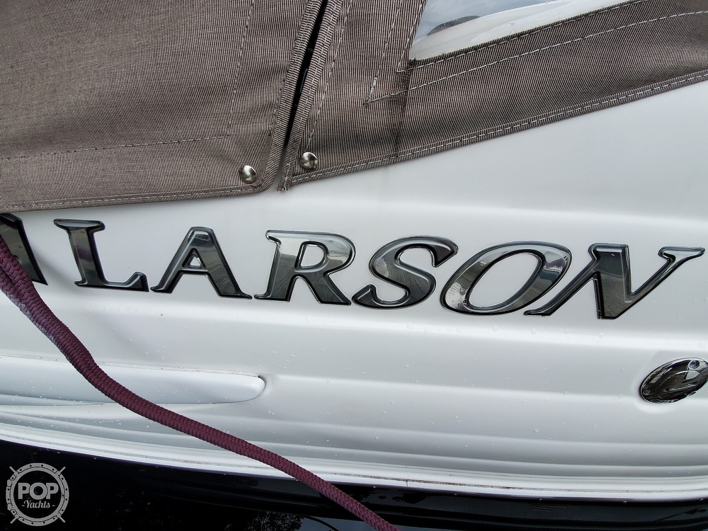 2005 Larson boat for sale, model of the boat is 240 Cabrio & Image # 11 of 40