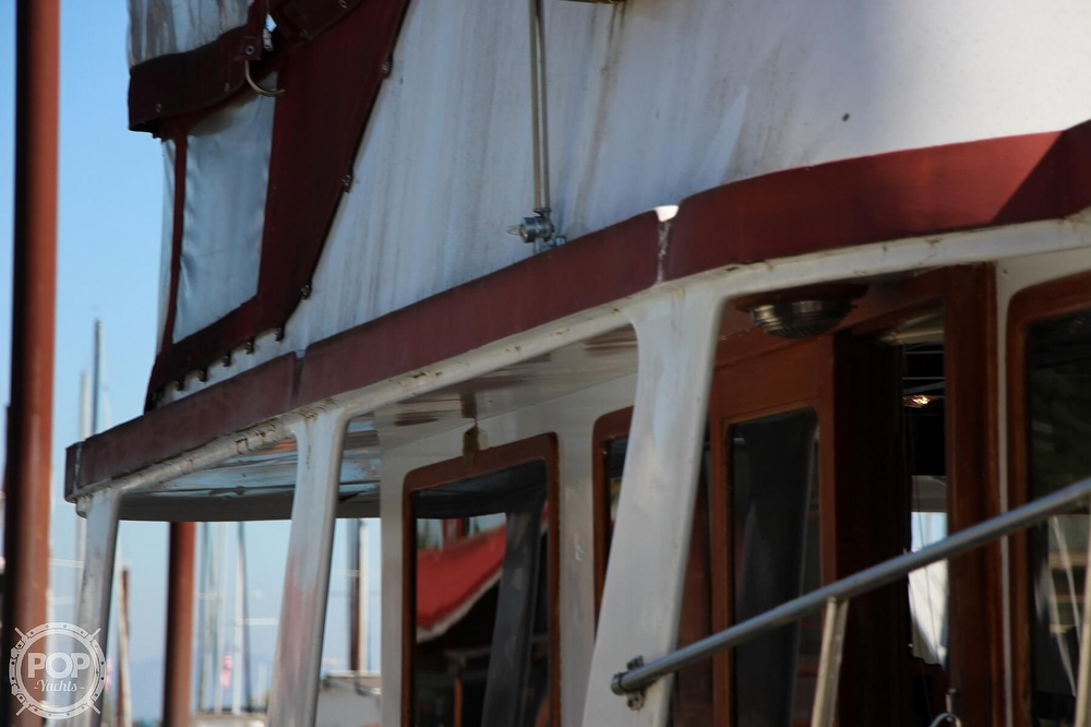 1979 Tayana boat for sale, model of the boat is 42 Europa Sedan Trawler & Image # 3 of 40
