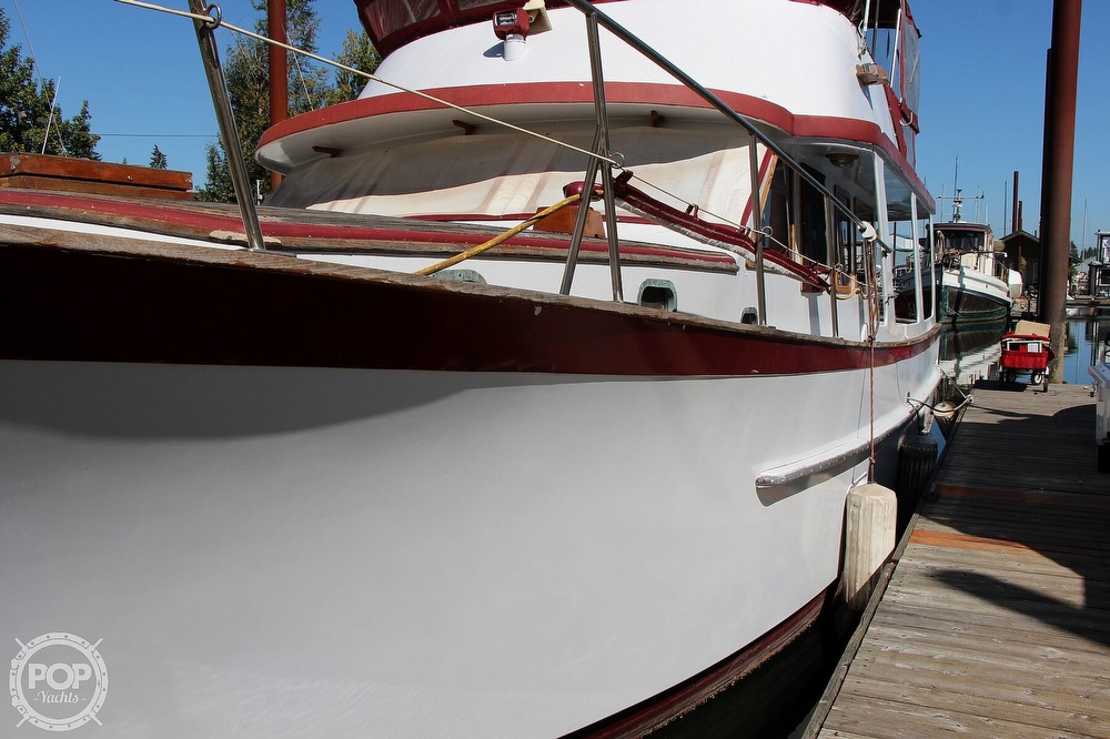 1979 Tayana boat for sale, model of the boat is 42 Europa Sedan Trawler & Image # 5 of 40