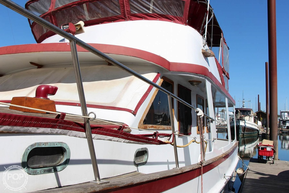 1979 Tayana boat for sale, model of the boat is 42 Europa Sedan Trawler & Image # 7 of 40