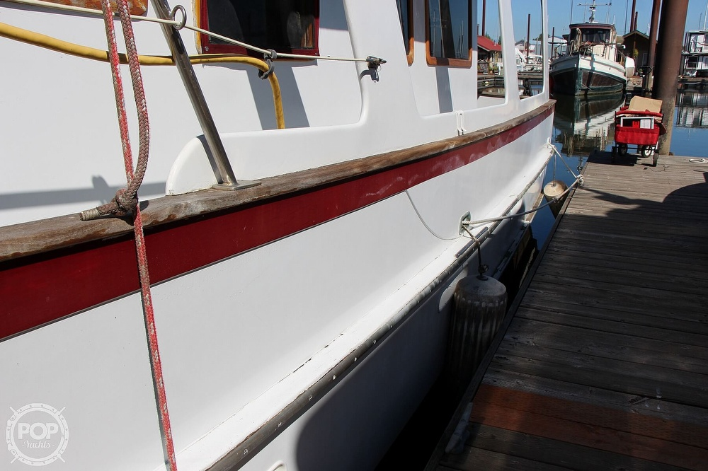 1979 Tayana boat for sale, model of the boat is 42 Europa Sedan Trawler & Image # 9 of 40