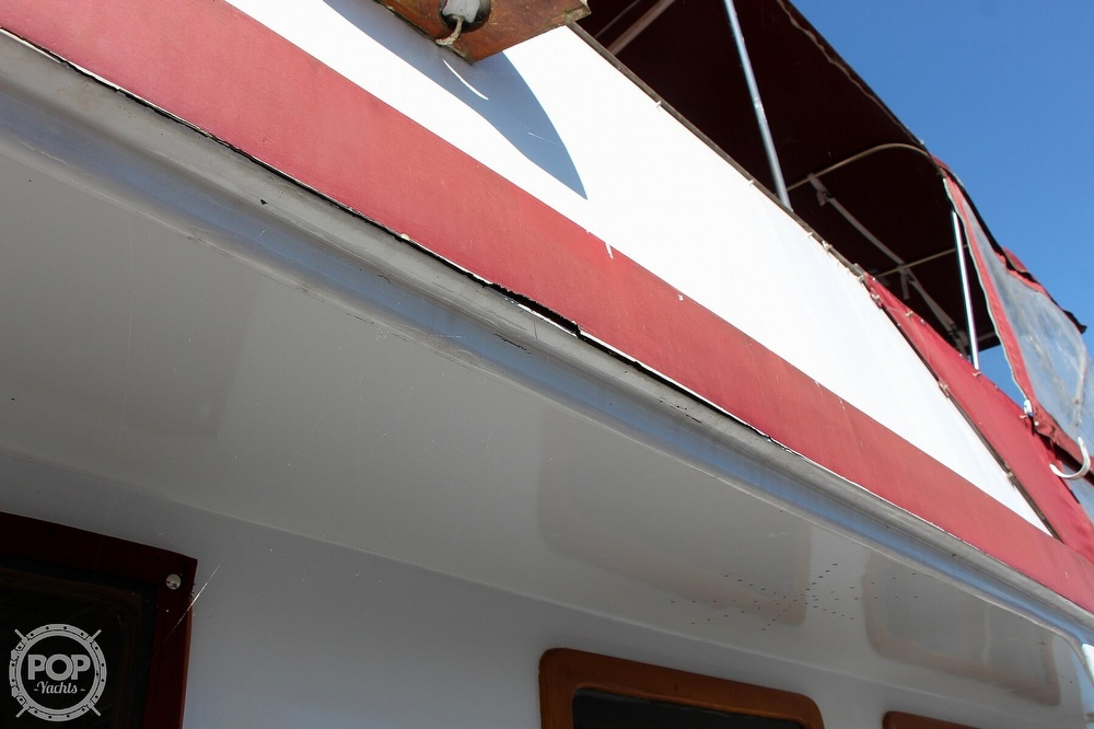 1979 Tayana boat for sale, model of the boat is 42 Europa Sedan Trawler & Image # 11 of 40