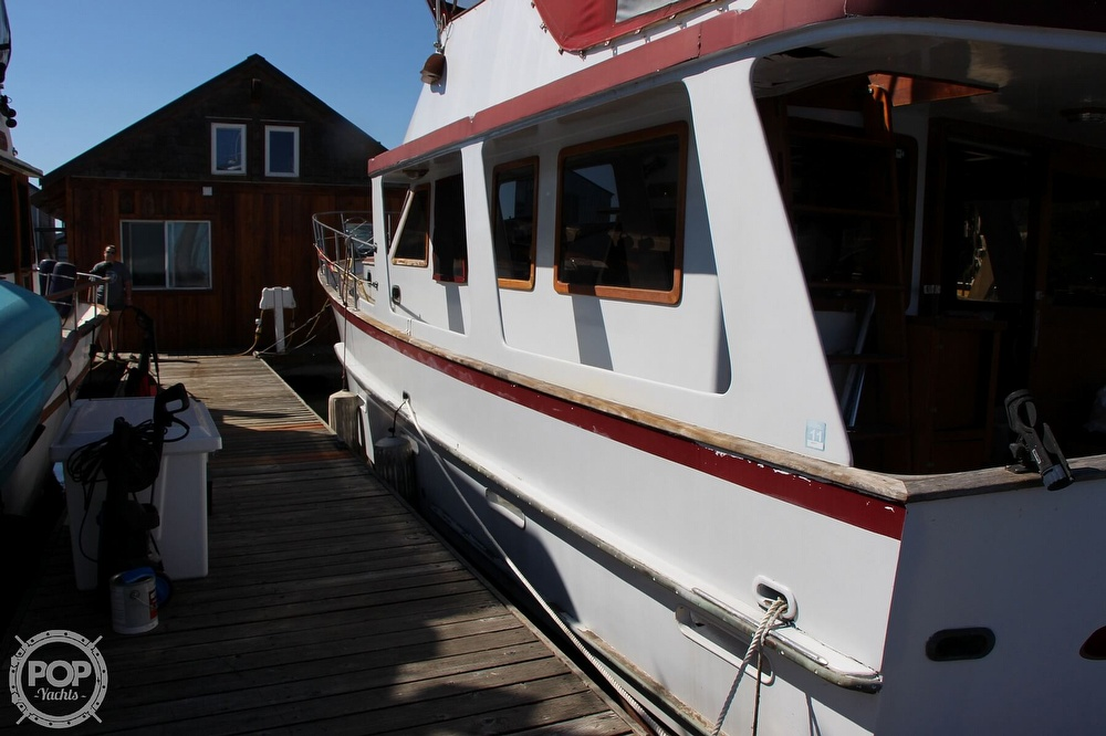 1979 Tayana boat for sale, model of the boat is 42 Europa Sedan Trawler & Image # 14 of 40