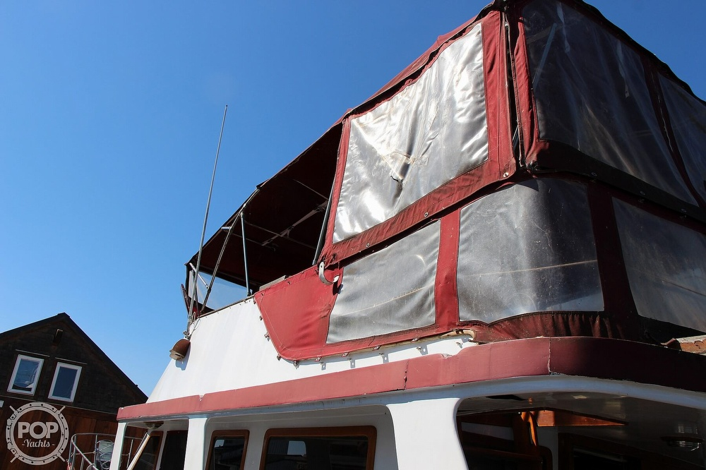 1979 Tayana boat for sale, model of the boat is 42 Europa Sedan Trawler & Image # 19 of 40