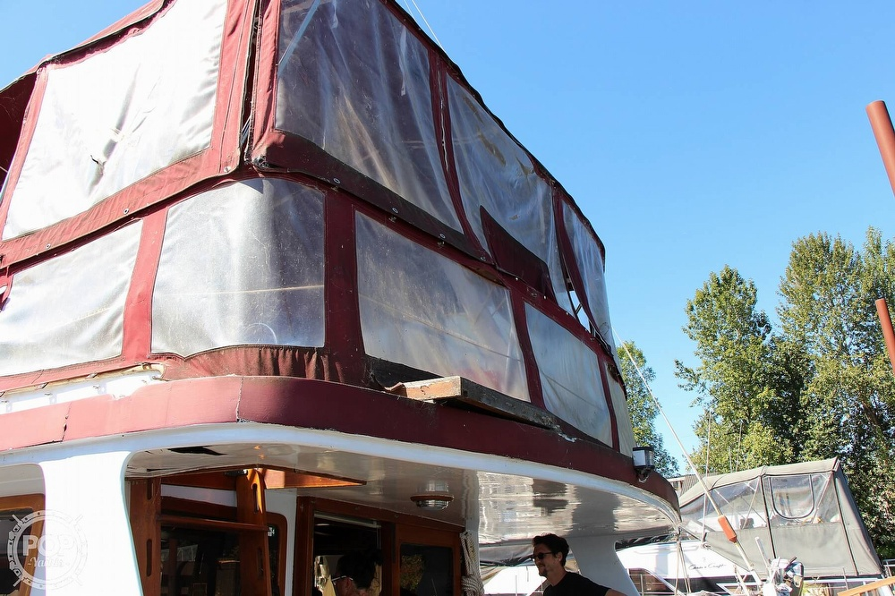 1979 Tayana boat for sale, model of the boat is 42 Europa Sedan Trawler & Image # 20 of 40