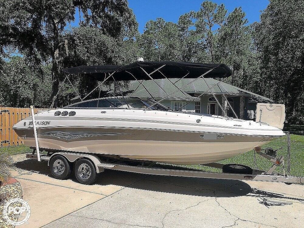 2007 Larson boat for sale, model of the boat is 254 ESCAPE & Image # 3 of 40