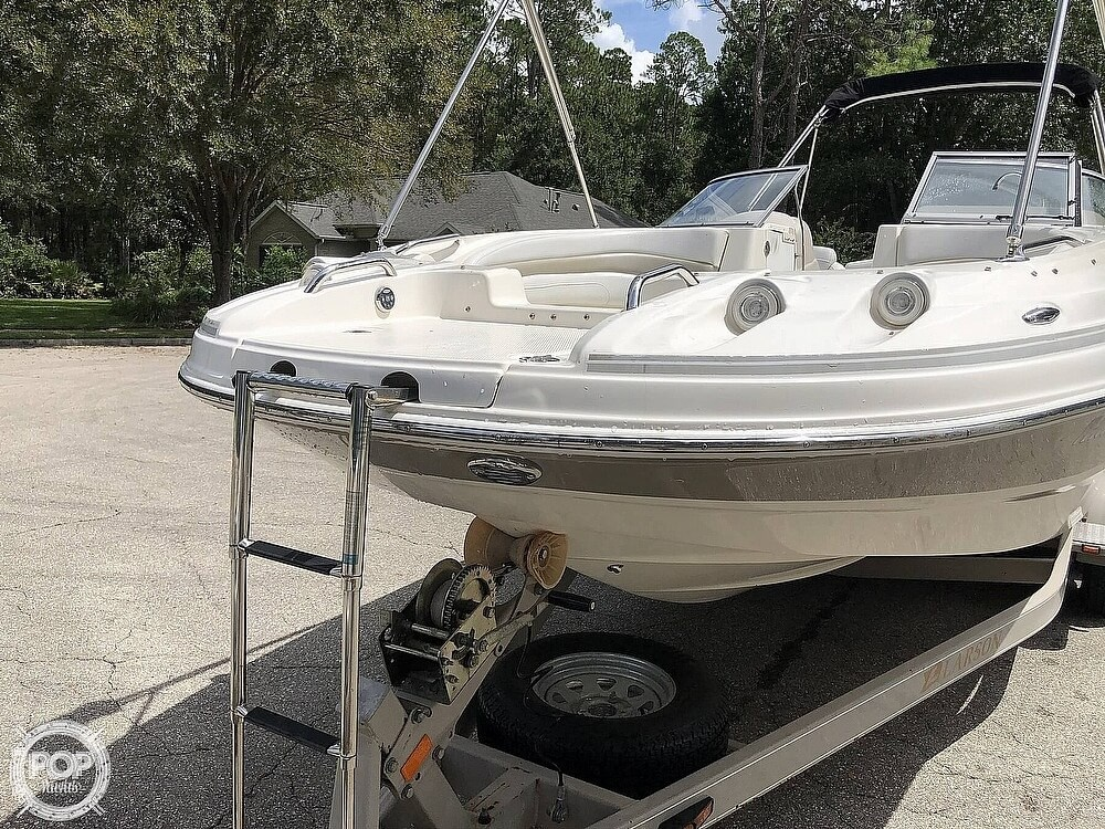 2007 Larson boat for sale, model of the boat is 254 ESCAPE & Image # 6 of 40