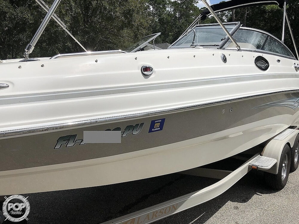 2007 Larson boat for sale, model of the boat is 254 ESCAPE & Image # 9 of 40