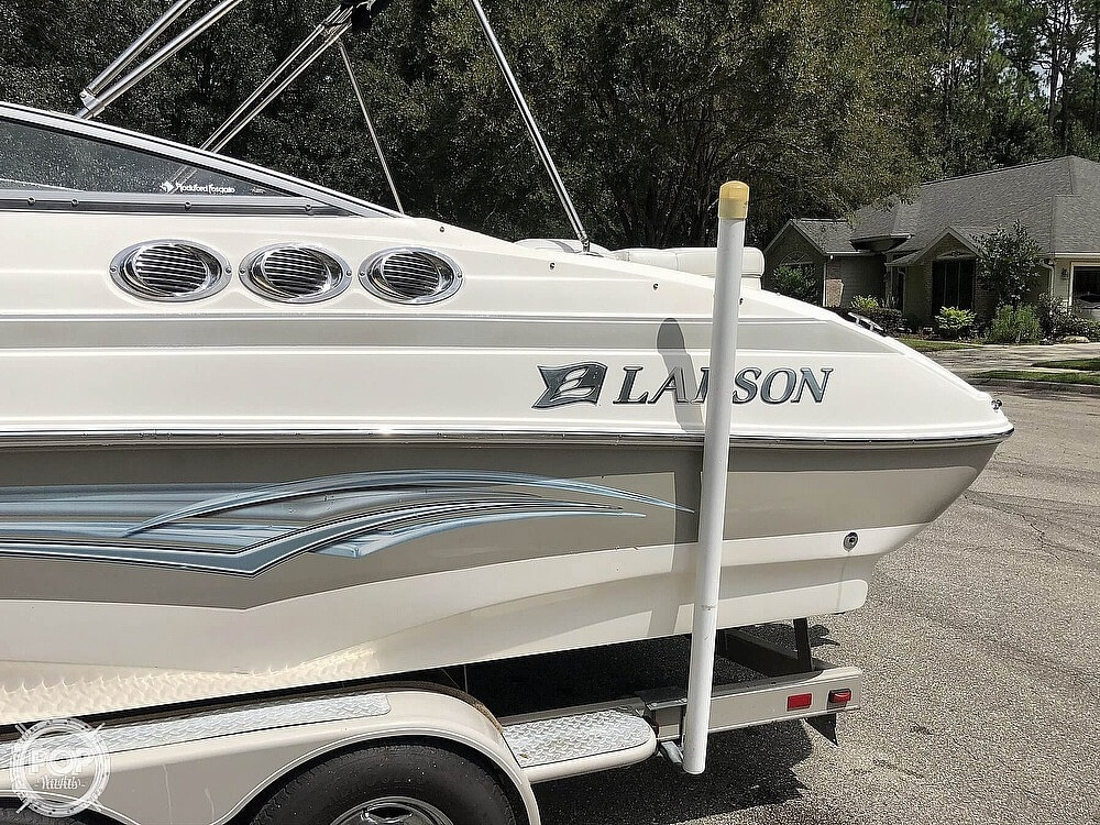 2007 Larson boat for sale, model of the boat is 254 ESCAPE & Image # 11 of 40