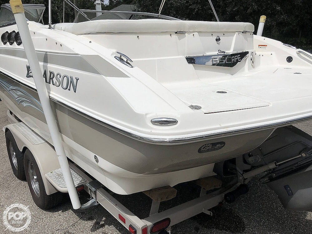 2007 Larson boat for sale, model of the boat is 254 ESCAPE & Image # 13 of 40