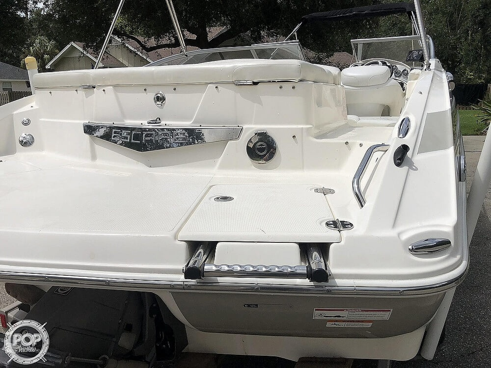 2007 Larson boat for sale, model of the boat is 254 ESCAPE & Image # 15 of 40