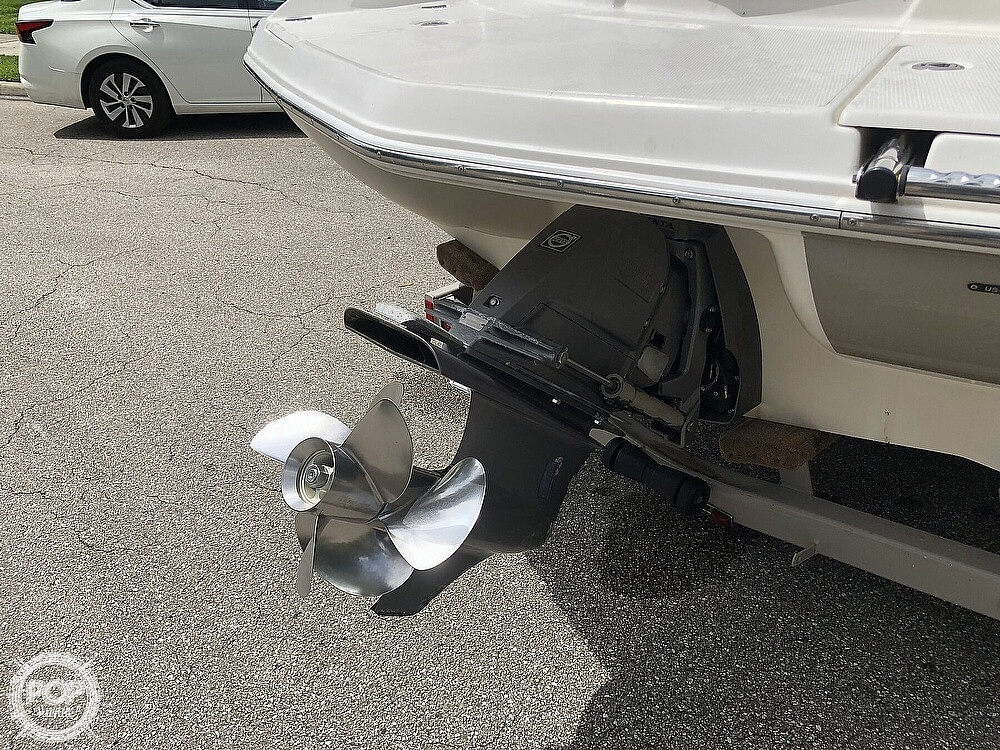 2007 Larson boat for sale, model of the boat is 254 ESCAPE & Image # 16 of 40