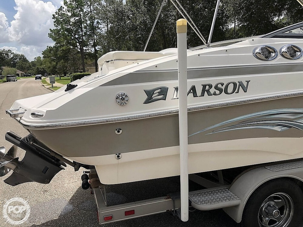 2007 Larson boat for sale, model of the boat is 254 ESCAPE & Image # 24 of 40