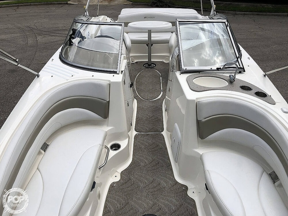2007 Larson boat for sale, model of the boat is 254 ESCAPE & Image # 31 of 40