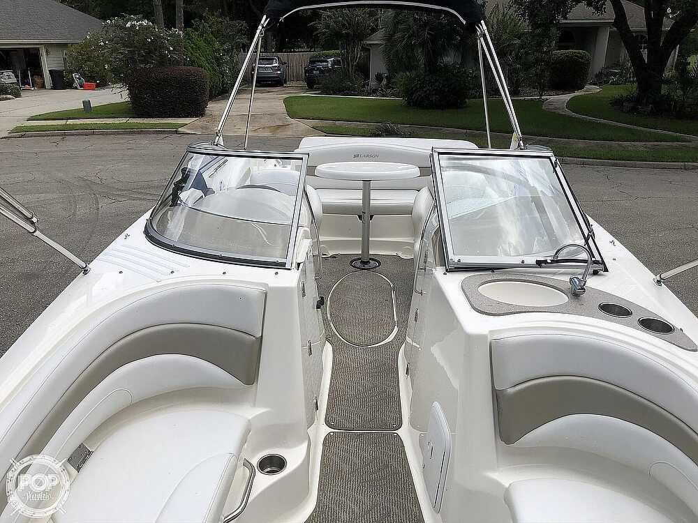 2007 Larson boat for sale, model of the boat is 254 ESCAPE & Image # 32 of 40