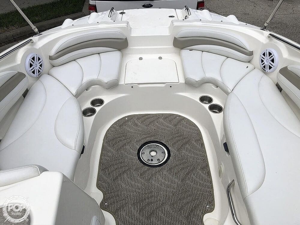 2007 Larson boat for sale, model of the boat is 254 ESCAPE & Image # 36 of 40