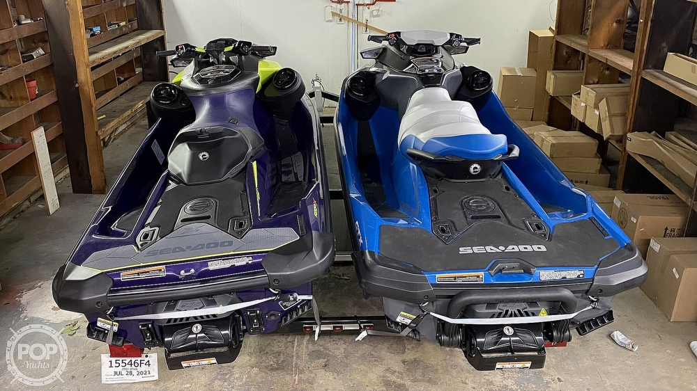 2021 Sea Doo PWC boat for sale, model of the boat is RXP-X-300 & GTX 170 & Image # 2 of 9