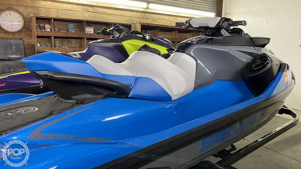 2021 Sea Doo PWC boat for sale, model of the boat is RXP-X-300 & GTX 170 & Image # 3 of 9