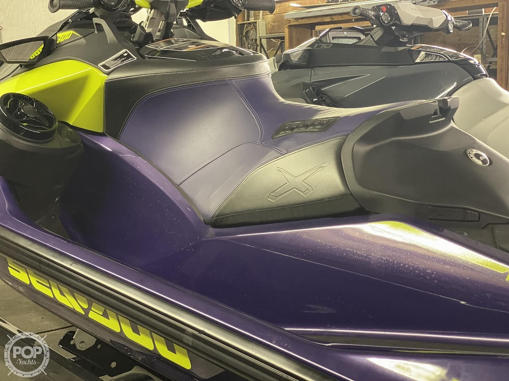 2021 Sea Doo PWC boat for sale, model of the boat is RXP-X-300 & GTX 170 & Image # 4 of 9