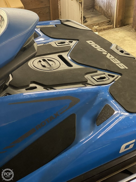 2021 Sea Doo PWC boat for sale, model of the boat is RXP-X-300 & GTX 170 & Image # 6 of 9
