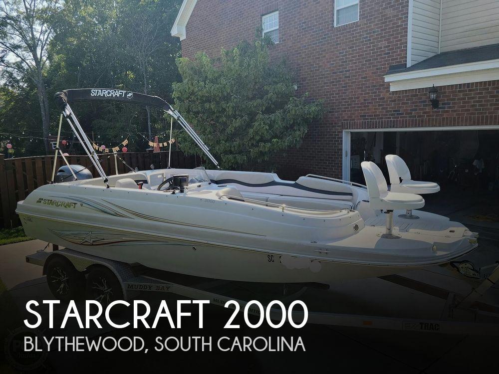 2017 STARCRAFT 2000 for sale