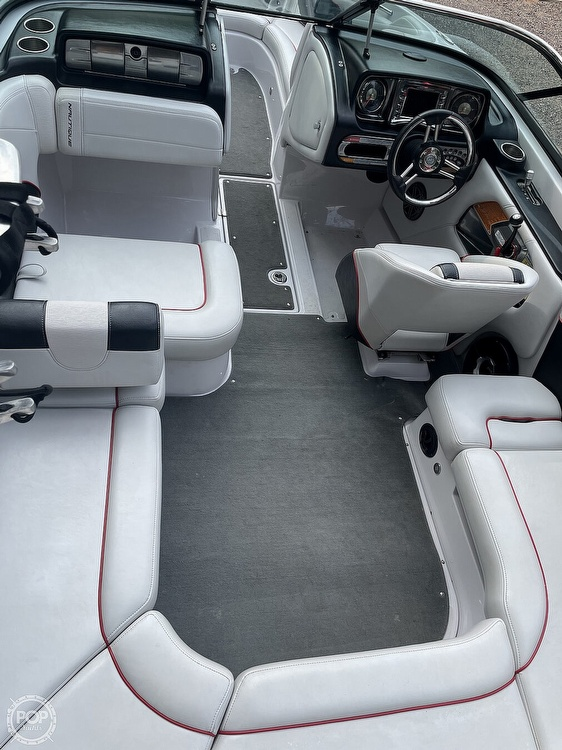 2011 Correct Craft boat for sale, model of the boat is Super Air Nautique 226 & Image # 7 of 28