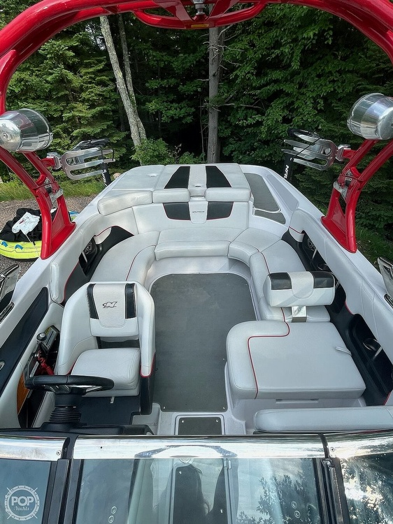 2011 Correct Craft boat for sale, model of the boat is Super Air Nautique 226 & Image # 24 of 28