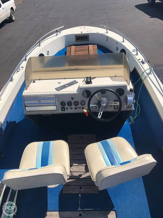 1980 Sunset Boat boat for sale, model of the boat is Fish and Ski & Image # 7 of 10