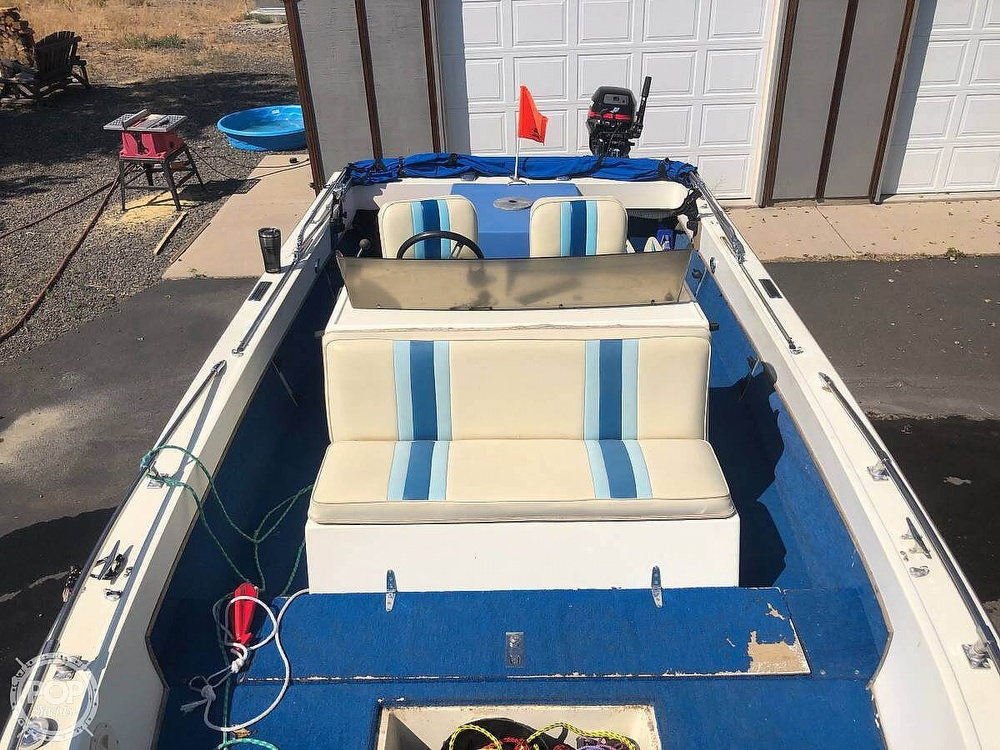 1980 Sunset Boat boat for sale, model of the boat is Fish and Ski & Image # 8 of 10
