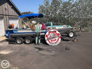 1980 Sunset Boat Fish and Ski - #1