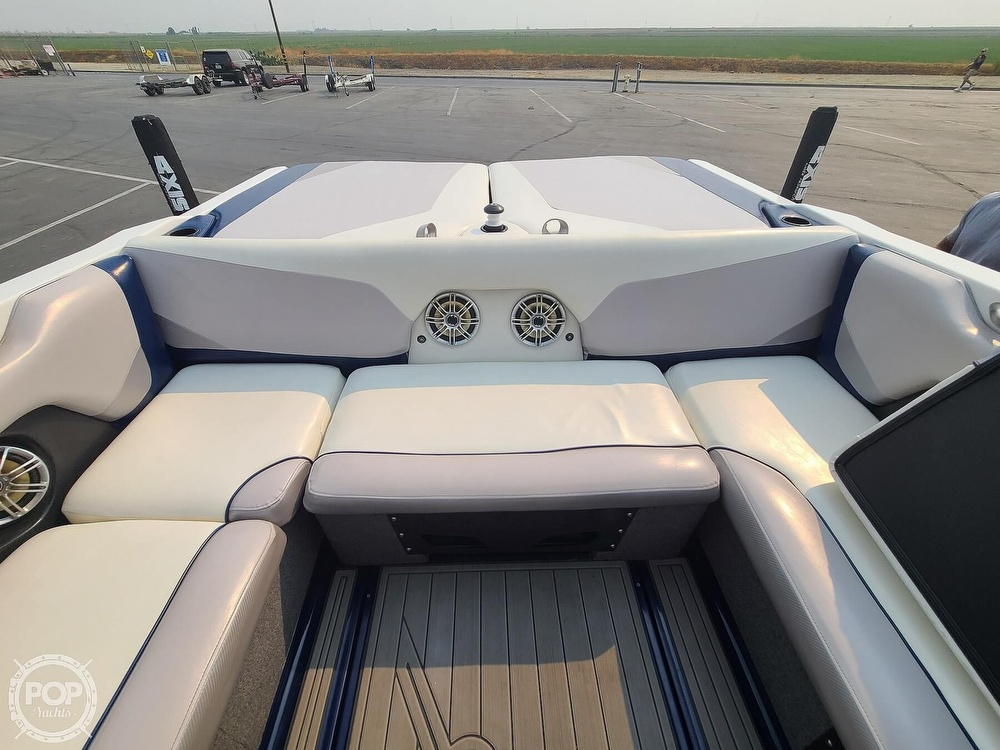 2014 Axis boat for sale, model of the boat is T-22 & Image # 39 of 40